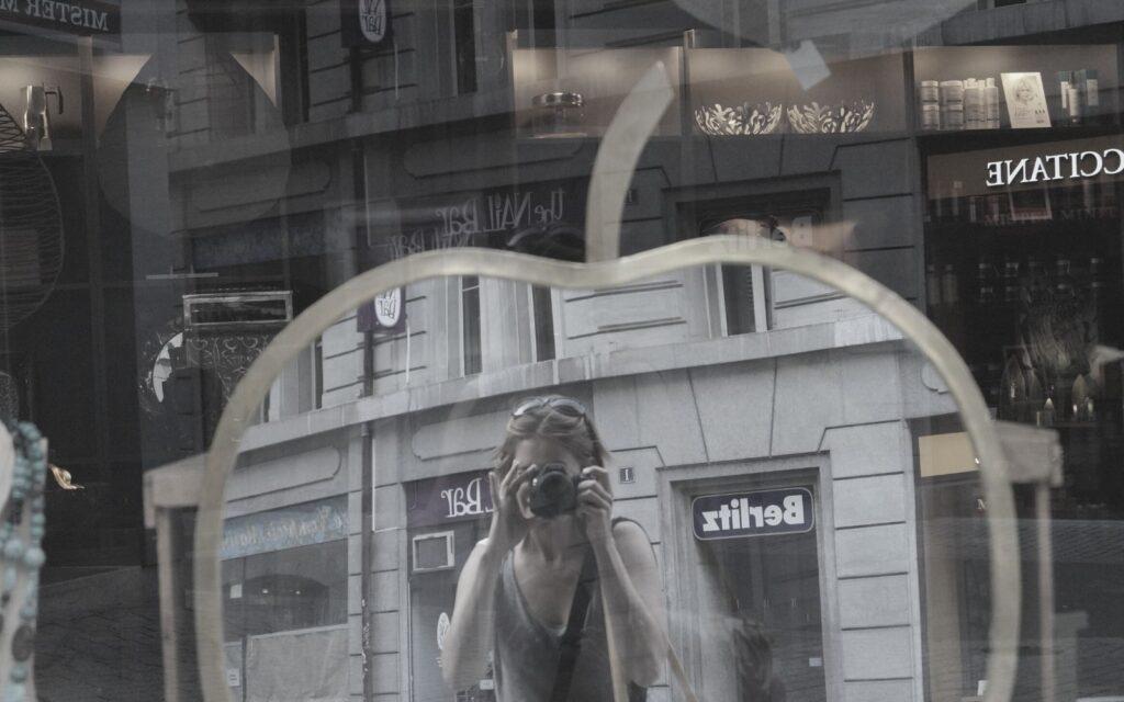 Zdjęcie z Pragi